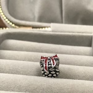 Authentic Pandora Pinecone Charm